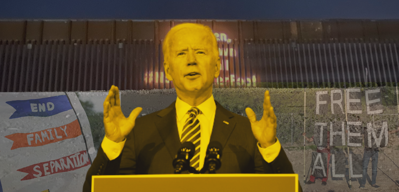 "Featured image for ""Reporte del sur de Texas: Primeros 100 Días de Biden"""