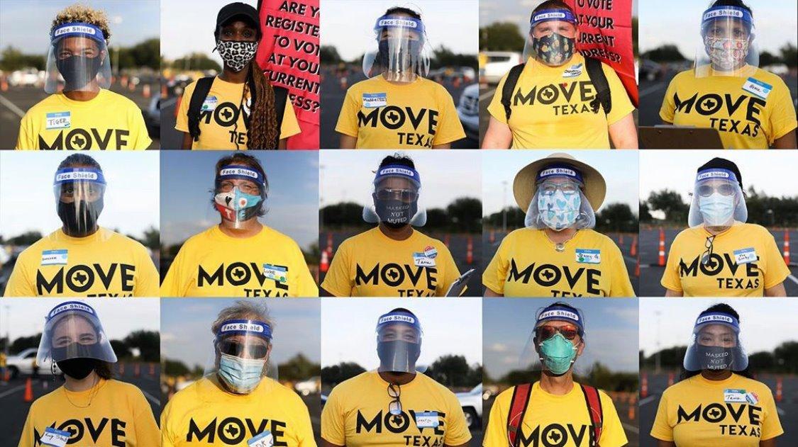 """Featured image for """"Derechos de votantes discapacitados en Texas"""""""