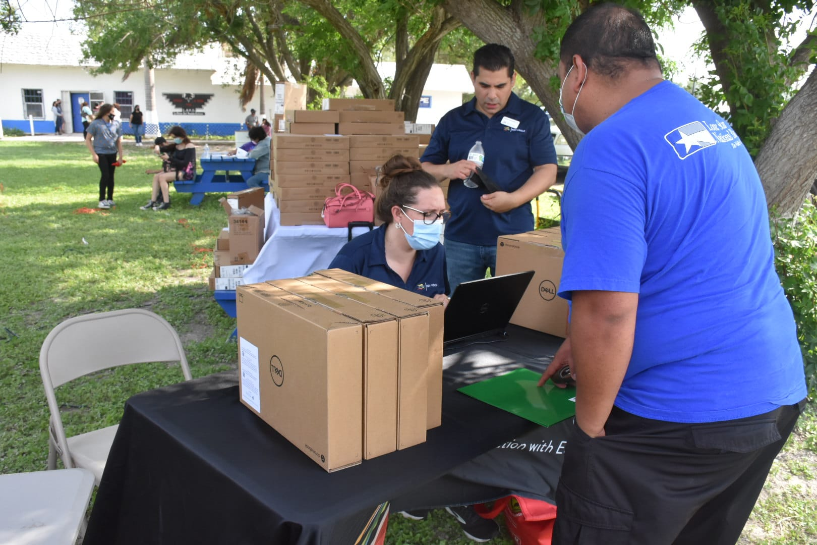 """Featured image for """"RGV Focus partners with LUPE to provide 200 laptops to low-income students"""""""