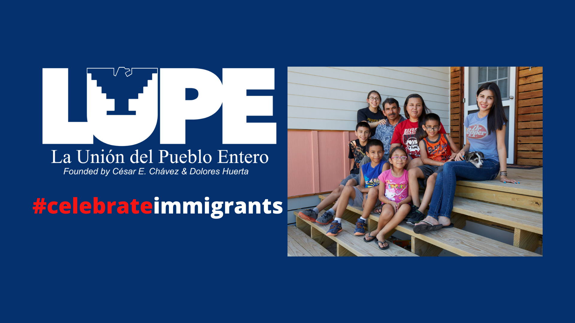 """Featured image for """"Create Facebook fundraiser in honor of Immigrant Heritage Month"""""""