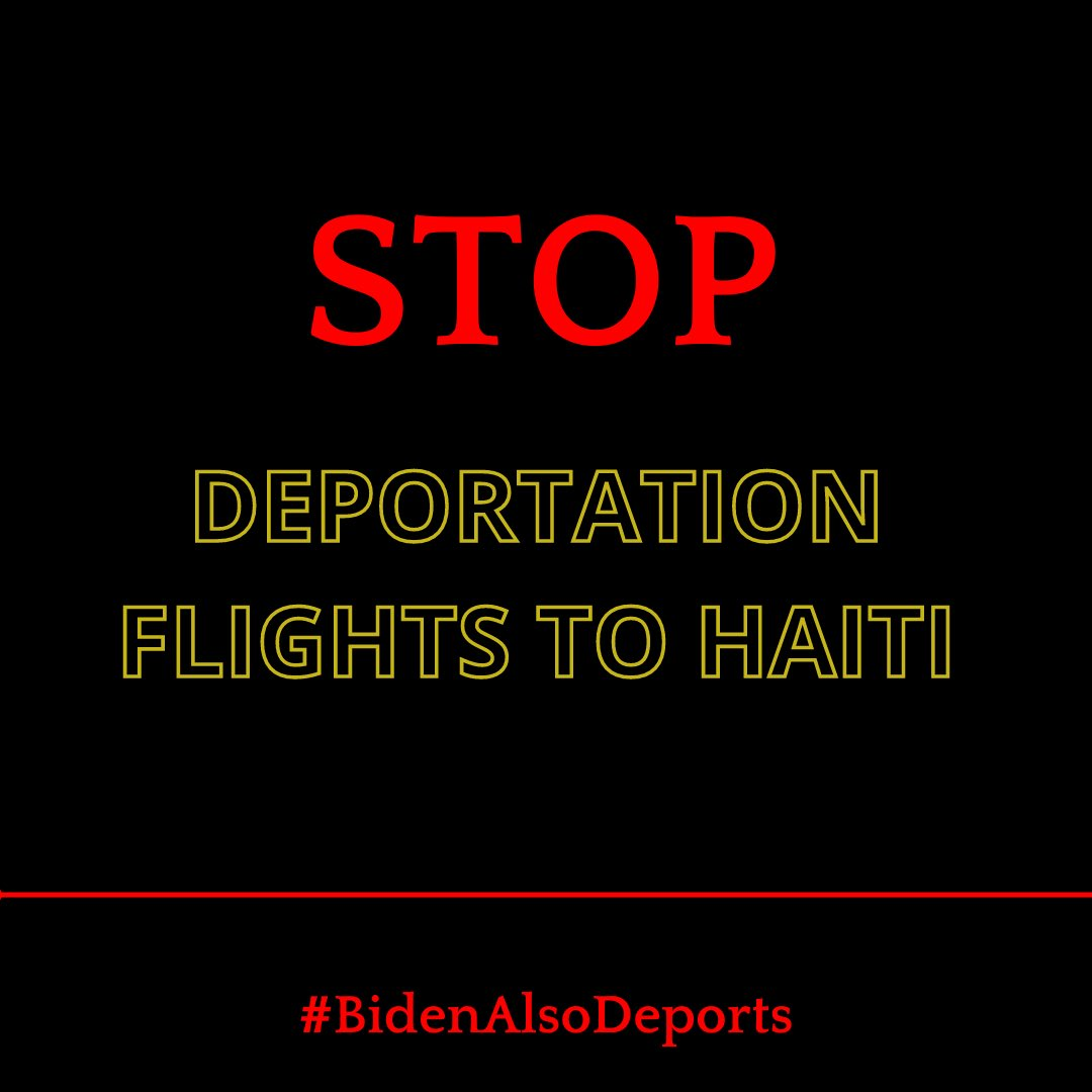 """Featured image for """"Biden administration denies Haitians basic human rights"""""""